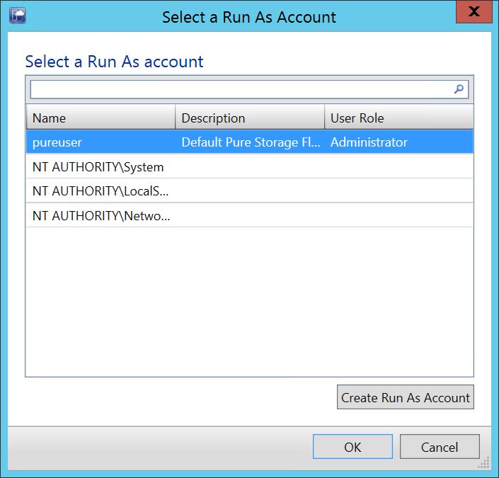 Run-As-Account