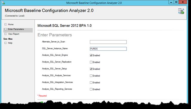 Getting SQL Server 2012 BPA working on Windows Server 2012 R2   @8arkz